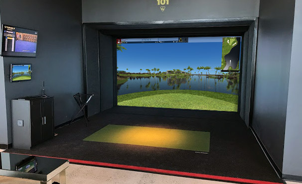 Golf Simulator For Sale >> Golf Simulators Fox Hills Golf Course